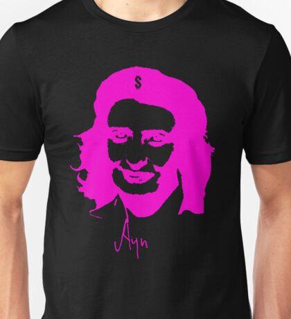 Ayn, revolutionary thinker. Unisex T-Shirt