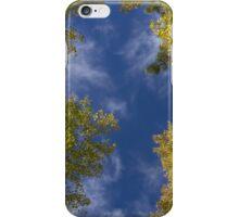 Autumn Trees - Sierra  iPhone Case/Skin