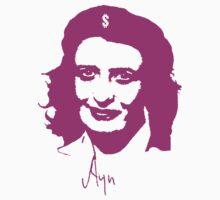 Ayn, revolutionary thinker. by John Judy