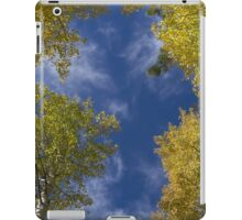 Autumn Trees - Sierra  iPad Case/Skin