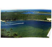Lakes Entrance Poster