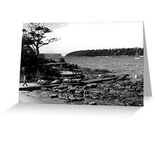 Balmoral Beach Greeting Card