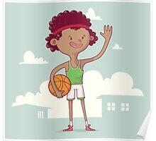 Basket boy Poster