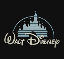 Walt Disney Pictures Castle Logo by The Department Of Citrus