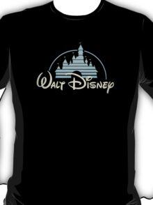 Walt Disney Pictures Castle Logo T-Shirt