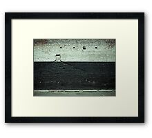Imprint Framed Print