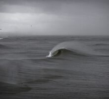 Unridden Wave in the Storm by 1tProductions