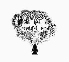 She Had A Beautiful Mind Unisex T-Shirt