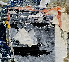 found collage RB16 by Wayne Harridge
