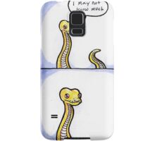 I May Not Know Much Samsung Galaxy Case/Skin