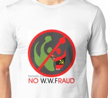 World Wide Fraud Unisex T-Shirt