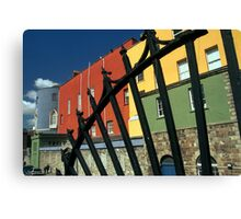 Dublin Castle (Colourful) Ireland Canvas Print