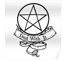 Witchcraft - Deal With It! Poster