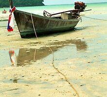 Longboat (1), Phuket, Thailand by blackadder