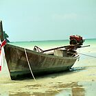 Longboat (2), Phuket, Thailand by blackadder