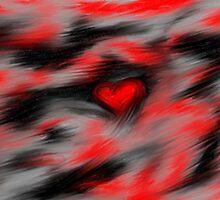 Blurred Emotions by Rabecca Primeau