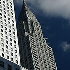 Chrysler Building, New York by blackadder