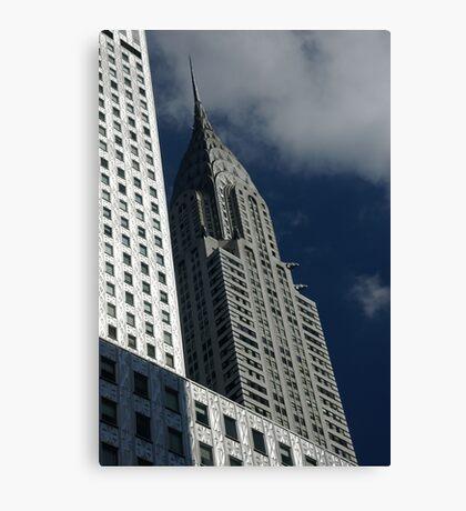 Chrysler Building, New York Canvas Print