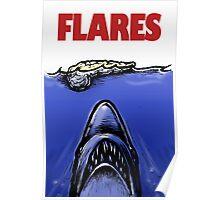Pancreatitis 'Flares' poster Poster