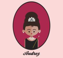 Audrey Hepburn Kids Clothes