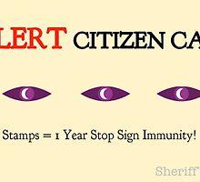 Alert Citizen Card by folie-a-dont