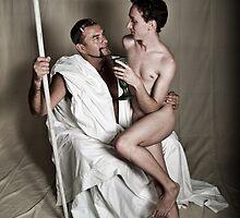 LOA - Zeus & Ganymede by A.David Holloway