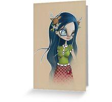 Deerstalker* Greeting Card