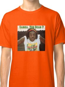 Sanka Yuh Dead? Cool Runnings Classic T-Shirt