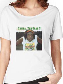 Sanka Yuh Dead? Cool Runnings Women's Relaxed Fit T-Shirt