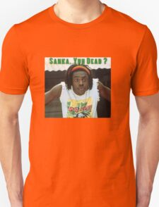 Sanka Yuh Dead? Cool Runnings T-Shirt