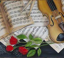 Symphony by Sharlene  Schmidt
