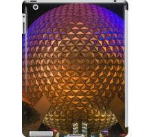 """On This.....Our Spaceship Earth"" - Epcot iPad Case/Skin"