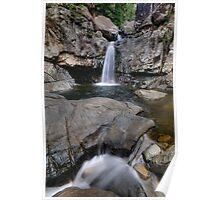 Little Crystal Creek Cascades Poster