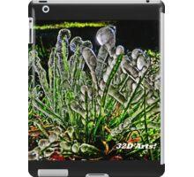 Rare Ice Migration Photograph iPad Case/Skin