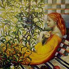 the apples lady by elisabetta trevisan