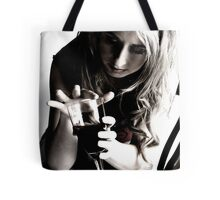round and round....... Tote Bag