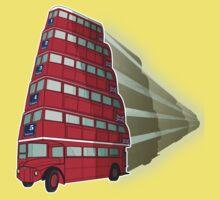 double decker bus by Malkman