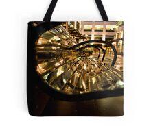 Urban reflections Tote Bag