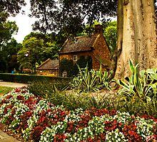 Captain Cooks Cottage - Melbourne by Graeme Buckland