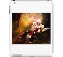 I will wrap you in cold... iPad Case/Skin