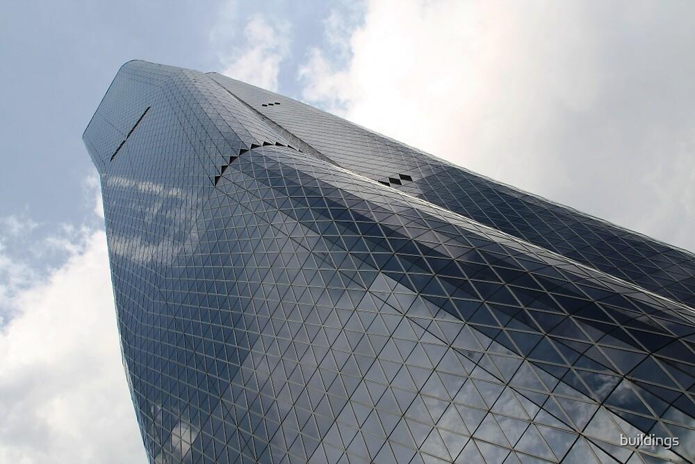 Bakrie Tower by buildings