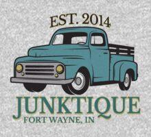 Junktique 2014 - Vintage Market in Fort Wayne Indiana - Restore - Repurpose - Refinish by traciv
