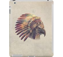 Eagle Chief iPad Case/Skin