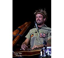 Xavier Rudd Photographic Print