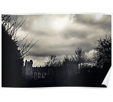 Windsor Castle Street Signs Poster