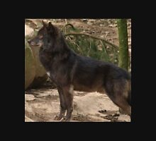 Alpha Male Grey Wolf Unisex T-Shirt