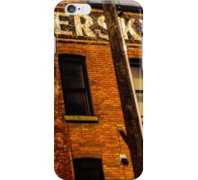 Old Strathcona iPhone Case/Skin