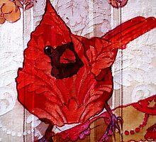 "Bird on a Wall 2 by Belinda ""BillyLee"" NYE (Printmaker)"