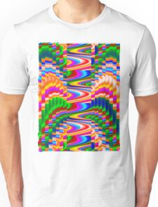 Waves 007 Unisex T-Shirt