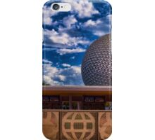 Welcome to Epcot - Spaceship Earth iPhone Case/Skin